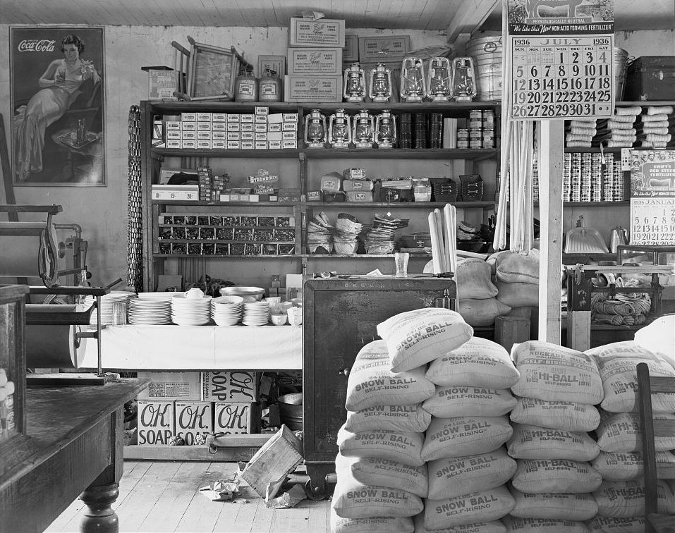 The General Store (1/2)